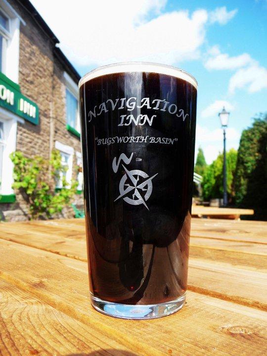 Drink at the Navigation Inn